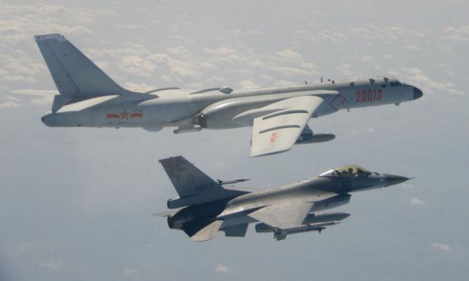 Đài Loan lo Trung Quốc tăng sức ép quân sự sau Covid-19