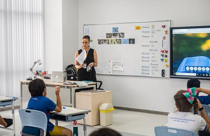 Học phí nửa tỷ đồng tại trường quốc tế ở Sài Gòn