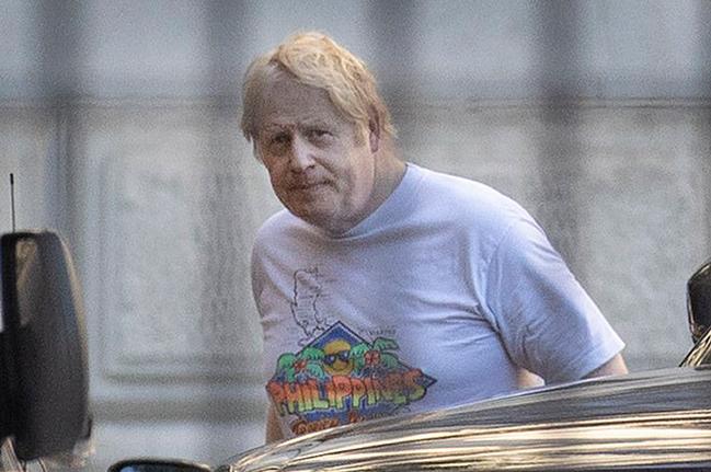 Thủ tướng Anh chạy bộ giảm cân