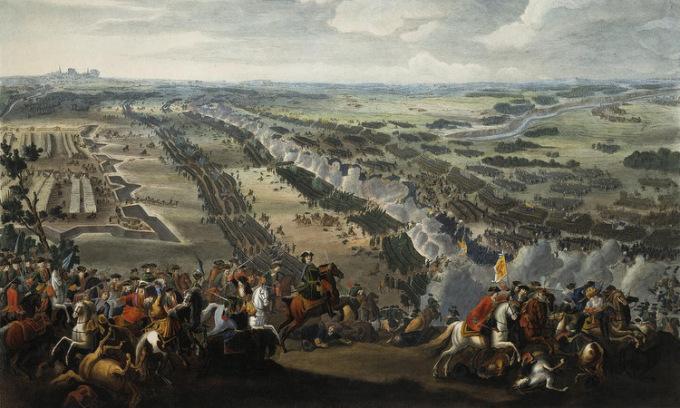 Cuộc xâm lược Nga khiến đế chế Thụy Điển sụp đổ - 2