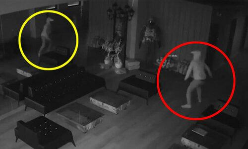 Bốn tên cướpđeo mặt nạ Mohamed Salah bị cảnh sát tóm - 3