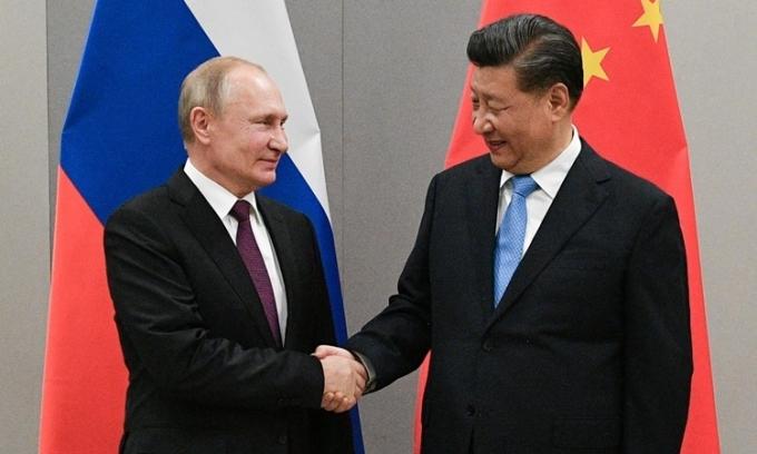 Ông Tập có thể đến Nga vào tháng 7