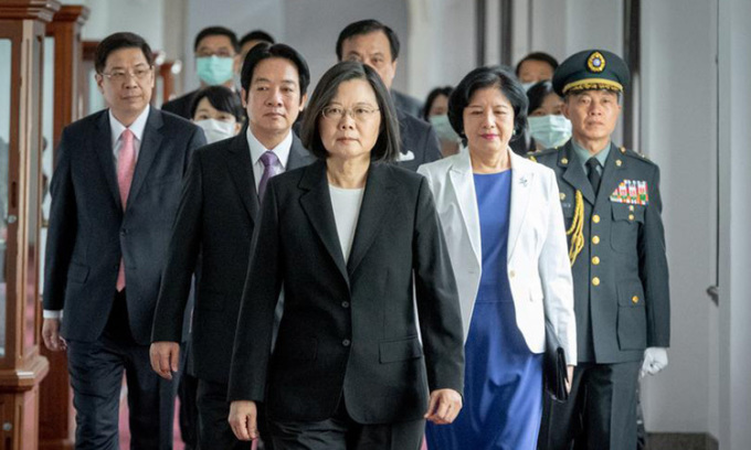 Trung Quốc tuyên bố không tha thứ