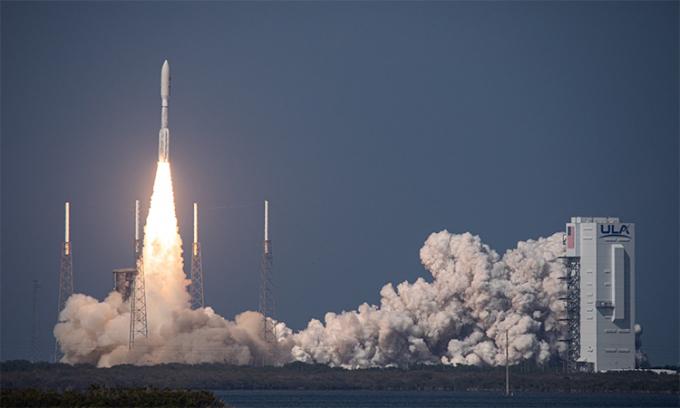 Mỹ muốn dùng vệ tinh theo dõi vũ khí siêu vượt âm Nga, Trung