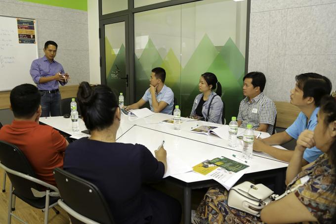 Trung tâm Everest Education truyền cảm hứng cho người học