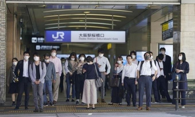 Thêm ba tỉnh của Nhật được dỡ tình trạng khẩn cấp