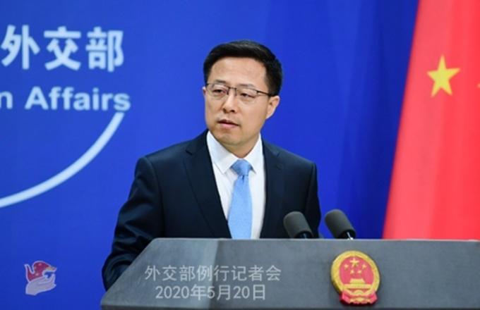Trung Quốc phản bác chỉ trích của Trump