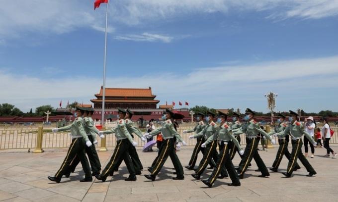 Trung Quốc có thể sắp ban hành luật an ninh cho Hong Kong