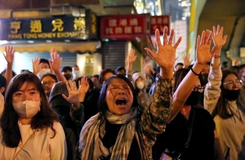 Luật an ninh Hong Kong