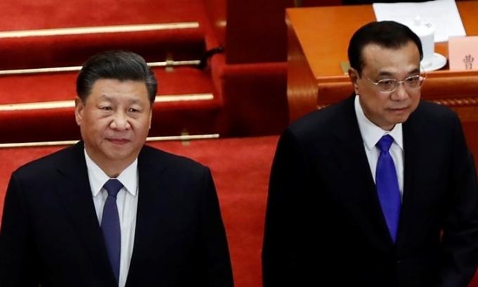 Thông điệp đằng sau họp quốc hội Trung Quốc