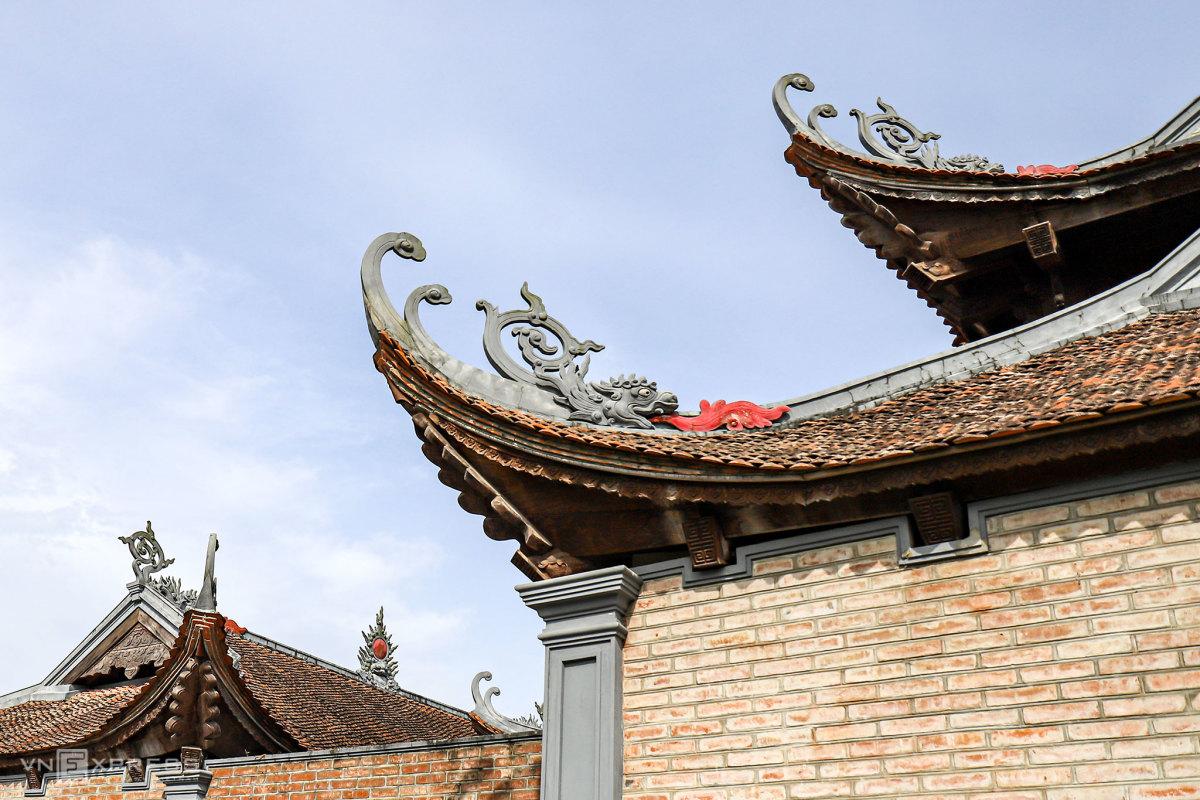 Văn Miếu 79 tỷ đồng ở Hà Tĩnh