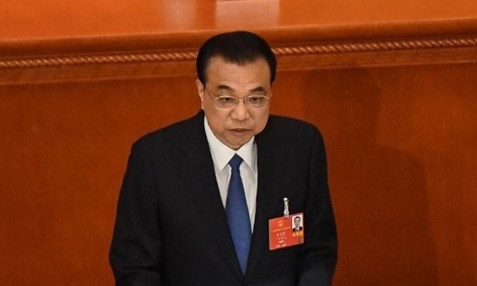 Trung Quốc lần đầu từ bỏ mục tiêu GDP