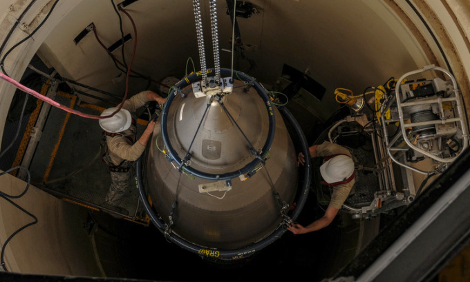 Mỹ không định bỏ hiệp ước kiểm soát hạt nhân với Nga