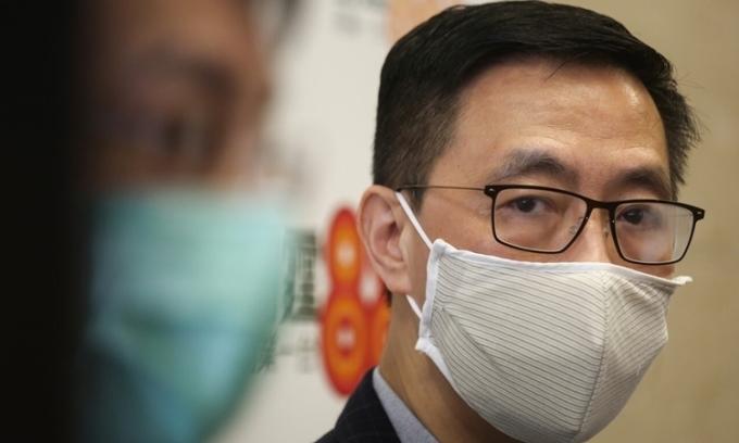 Quan chức Hong Kong muốn luật an ninh được dạy tại trường