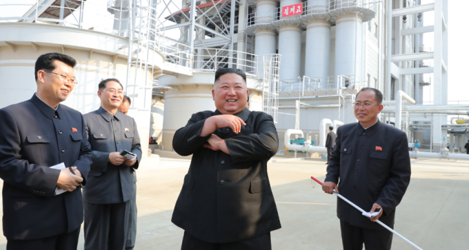 Kim Jong-un có thể vẫn ở khu nghỉ dưỡng Wonsan