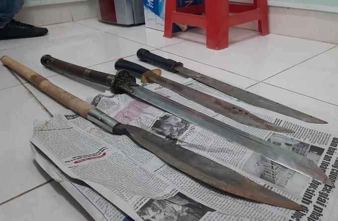 9 người bị bắt sau vụ hỗn chiến