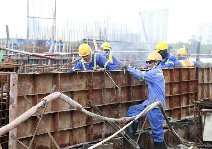 Công trình chống ngập 10.000 tỷ đồng sắp hoàn thành