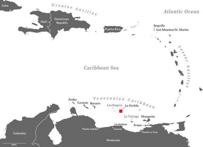 Venezuela diễn tập phóng tên lửa trên đảo tiền tiêu