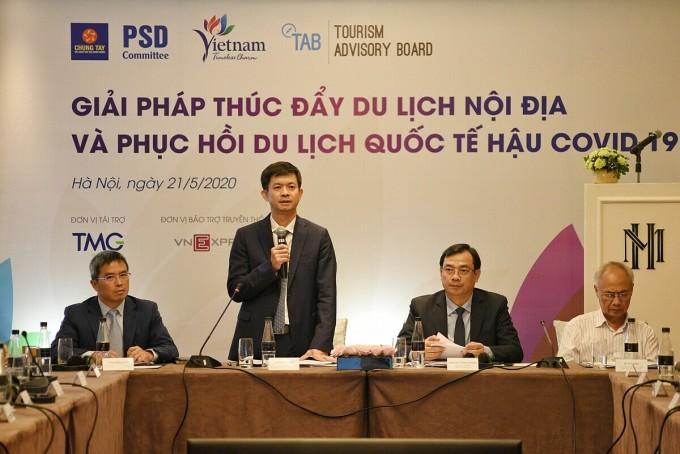 Thứ trưởng Lê Quang Tùng khẳng định du lịch sẽ không cô đơn trong quá trình phục hồi hậu Covid-19.