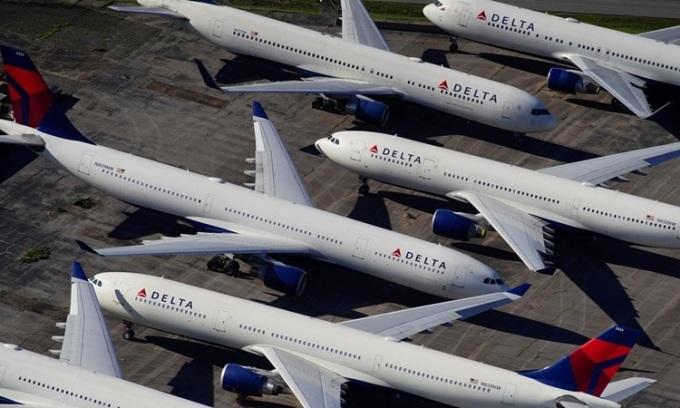 Mỹ tố Trung Quốc cản trở hàng không