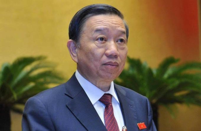 Bộ trưởng Công an đề xuất
