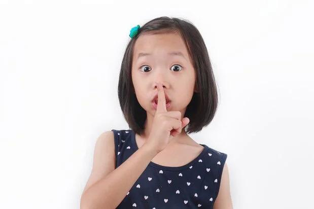 Cách giải quyết khi trẻ nói dối
