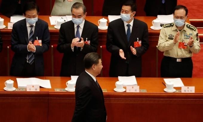 Trung Quốc chỉ trích các nước