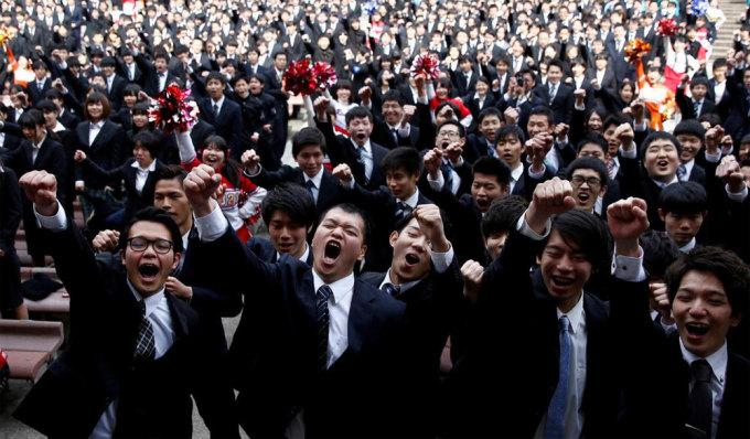 Nhật Bản đề xuất thay đổi lịch khai giảng