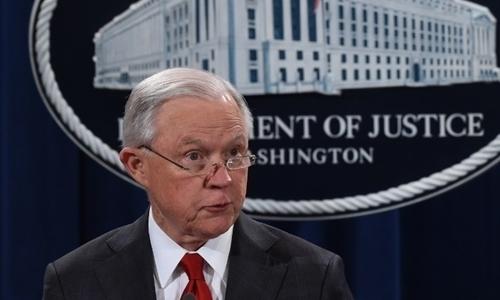 Trump chê cựu bộ trưởng tư pháp là