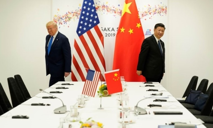 Nguy cơ Chiến tranh Lạnh ám ảnh Mỹ - Trung