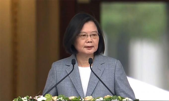 Lãnh đạo Đài Loan hứa