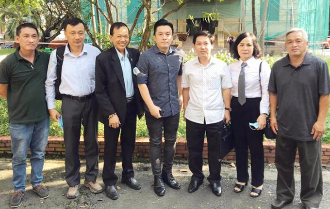 Lam Trường thắng kiện