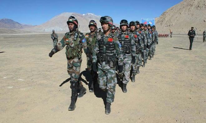 Ấn Độ tố Trung Quốc dồn thêm quân đến gần biên giới