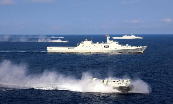 Quan chức Trung Quốc nói chiếm đảo Đài Loan kiểm soát là