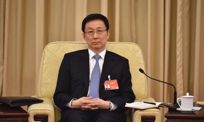 Trung Quốc tuyên bố thực hiện
