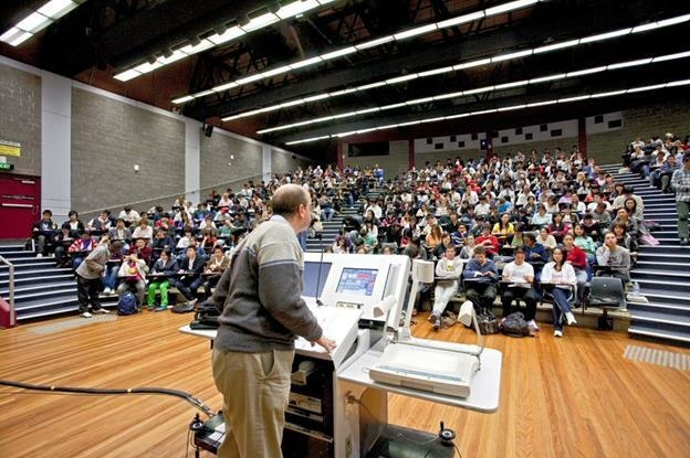Scholarship of up to 50% of Macquarie University tuition