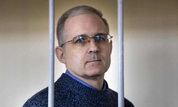 Cựu binh Mỹ đối mặt 18 năm tù tại Nga