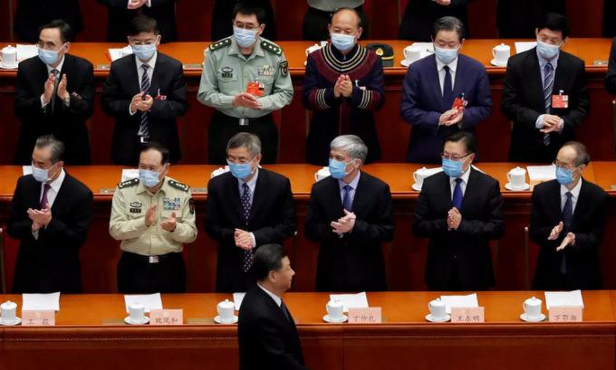 Trung Quốc soạn thảo kế hoạch 5 năm mới