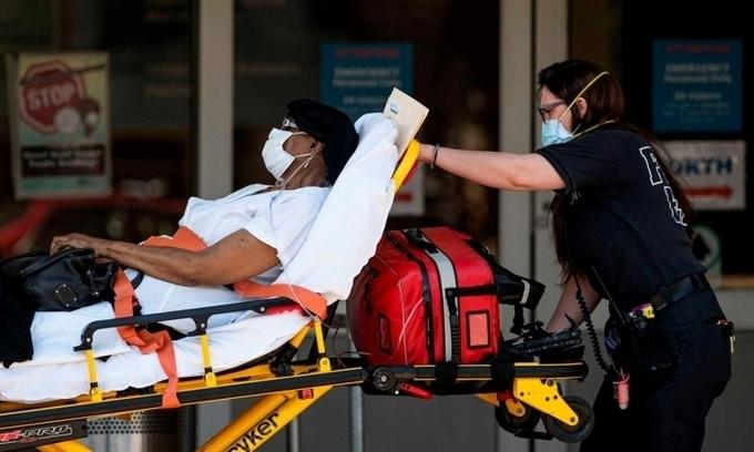 Gần 100.000 người chết do nCoV ở Mỹ