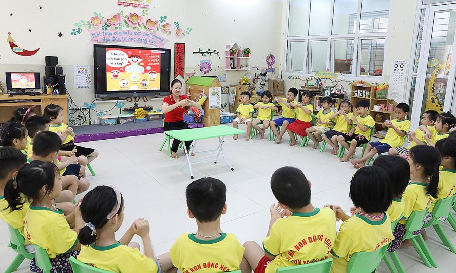 Giúp trẻ đến trường vui khỏe, an toàn