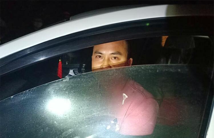 Khởi tố tài xế tông xe vào cảnh sát