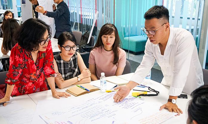 RMIT Việt Nam sáng tạo cách giảng dạy