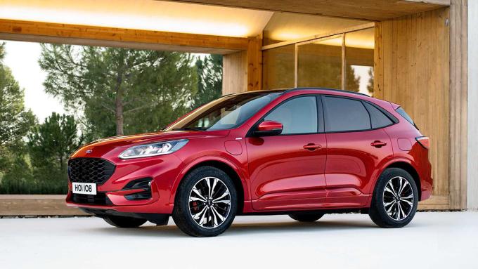 10 chiếc SUV cỡ nhỏ tốt nhất 2020 - 6