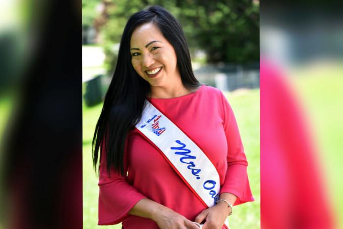 Kellie Chauvin, vợ của cựu cảnh sát Derek Chauvin. Ảnh: AP