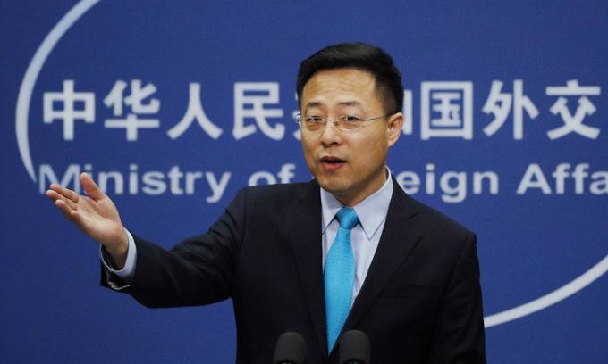 Trung Quốc nói Mỹ ích kỷ, trốn trách nhiệm