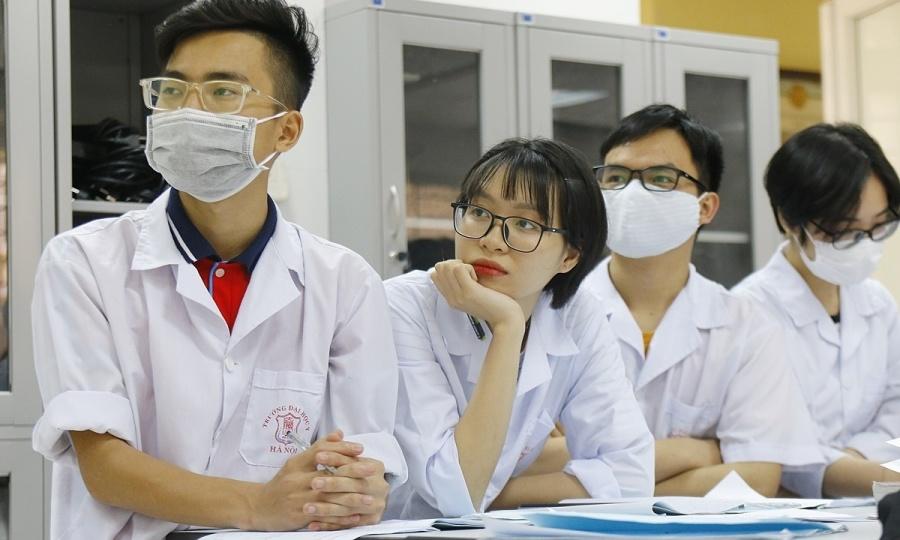 ĐH Y Hà Nội tuyển 840 sinh viên từ thi tốt nghiệp THPT