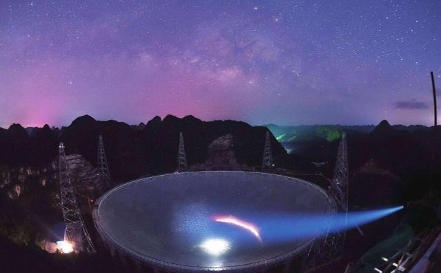 Trung Quốc sẽ 'săn tìm' người ngoài hành tinh vào tháng 9