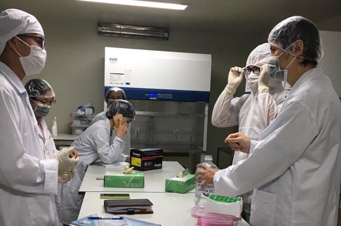 Việt Nam có thêm kit thửnCoV được châu Âu cấp phép
