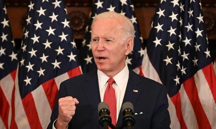 Biden giành đề cử tổng thống của đảng Dân chủ