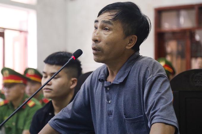 Ông Cao Văn Hường. Ảnh: Phạm Dự